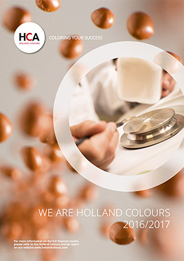 we are holland colours 16 17