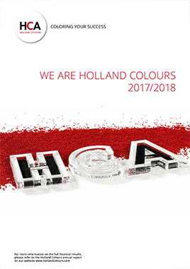 we are holland colours 17 18